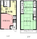 53465 岐阜市鏡島精華中古戸建ての画像
