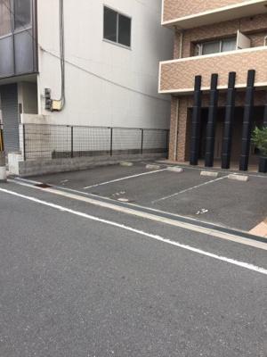 【外観】ディナスティ都島北通 駐車場