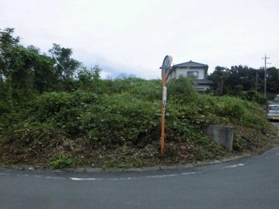 【外観】富士見町石井土地