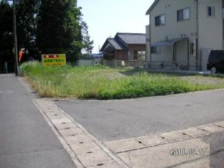 【外観】37271 岐阜市中西郷分譲地