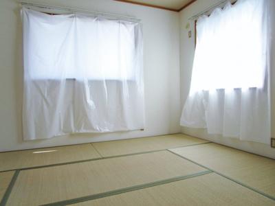 【寝室】アールコート鹿の子台C