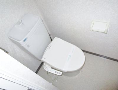 【トイレ】アールコート鹿の子台C