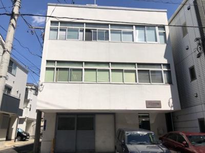 【外観】双文社印刷貸倉庫