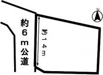 47649 不破郡関ケ原町大字関ケ原土地の画像