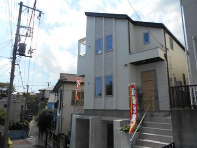 【外観】保土ヶ谷区月見台新築戸建