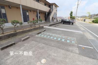 【駐車場】サンライフ・アイA