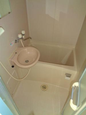 【浴室】ライフスペース