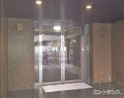 【エントランス】神戸駅徒歩5分!表面利回り7.5%!