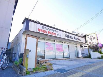 【外観】四条大路武田店舗