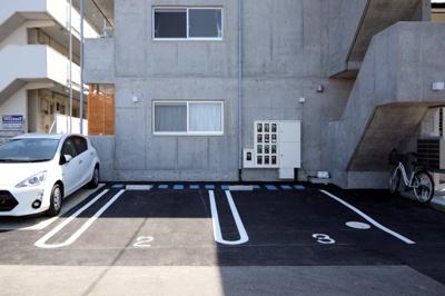 【駐車場】UKマンション