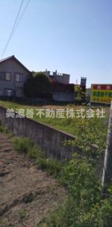 【前面道路含む現地写真】38832 岐阜市日野西土地