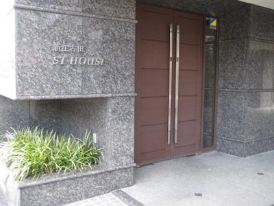 【エントランス】新江古田ST・HOUSE