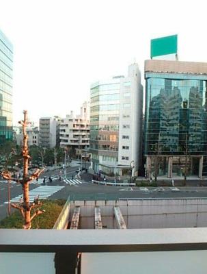 【展望】ガーラプレシャス渋谷六本木通り