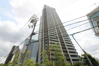 【外観】大阪福島タワー