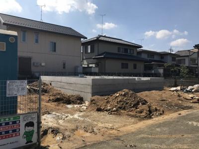 【外観】鴻巣市生出塚2丁目 新築分譲住宅全1棟