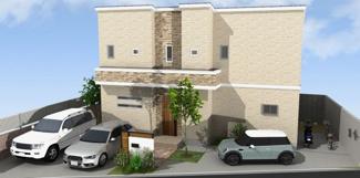 建築条件付宅地分譲です 敷地面積がゆったりしていますのでお好きな間取りでご対応させて頂きます。
