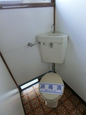 【トイレ】堀切戸建