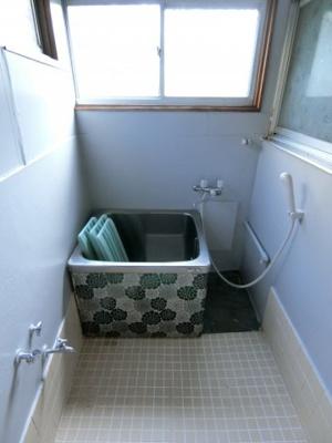 【浴室】堀切戸建