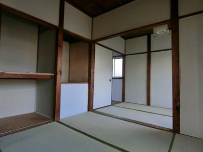 【和室】堀切戸建
