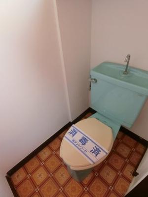 【トイレ】堀切戸建②