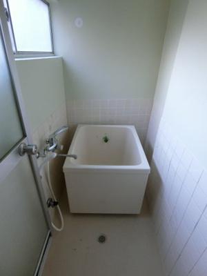 【浴室】堀切戸建②