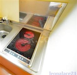 【キッチン】レオパレスOSAWA (39835-109)