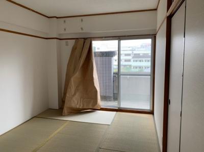 【和室】イーストガーデンバラ館