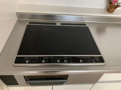 【キッチン】イーストガーデンバラ館
