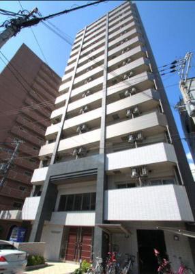 【外観】クリスタルグランツ大阪st