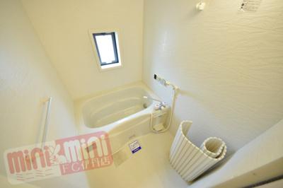 【浴室】ディアコート池尻の里A