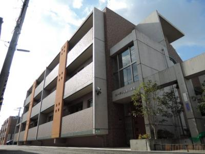 【外観】エーデル阪部八番館