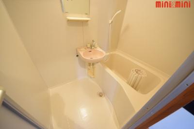 【浴室】OSハイツ
