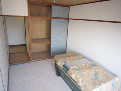 【寝室】ハイツ桜ヶ丘