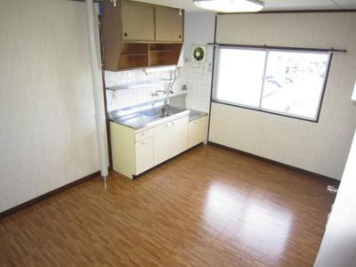 【居間・リビング】ハイツ桜ヶ丘