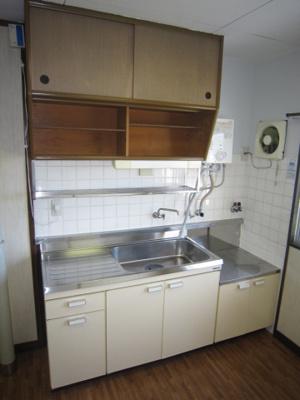 【キッチン】ハイツ桜ヶ丘