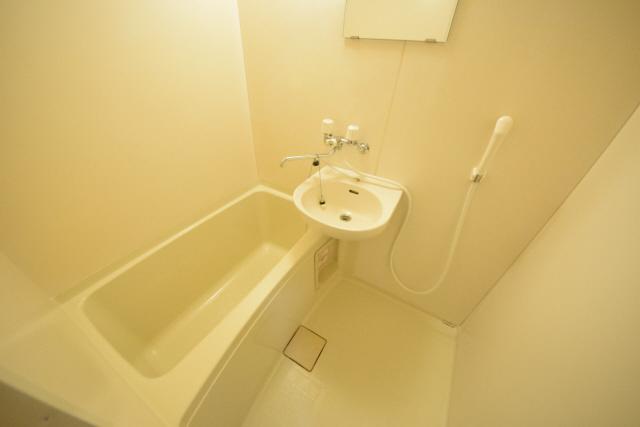 【浴室】レオパレス伊丹北