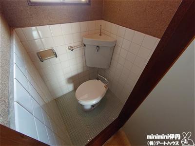 【トイレ】清和マンション