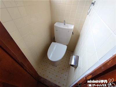 【トイレ】田中様平屋