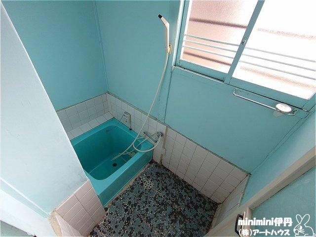 【浴室】田中様平屋
