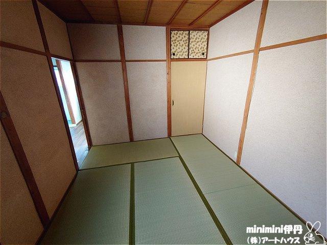 【内装】田中様平屋