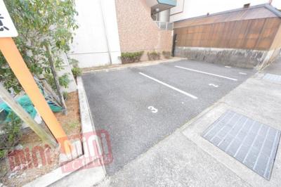 【駐車場】エーデル阪部八番館