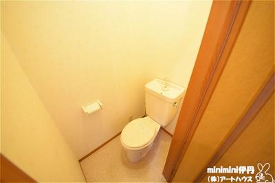 【トイレ】OSハイツ