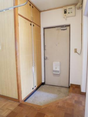 【玄関】コーポ大野