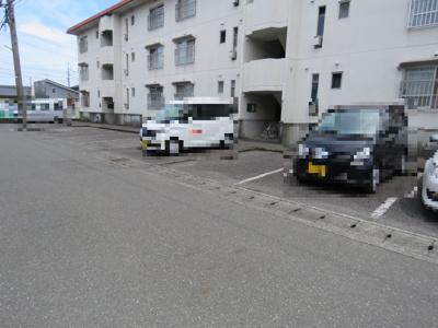 【駐車場】コーポ大野
