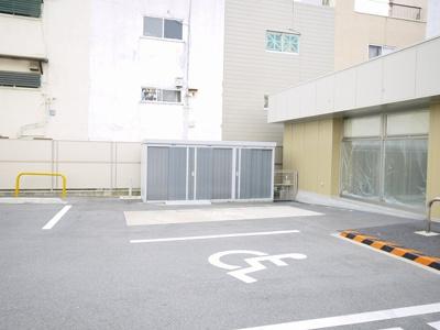 【駐車場】ならまち京終エリア貸店舗