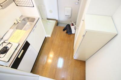【キッチン】日吉Mコーポ