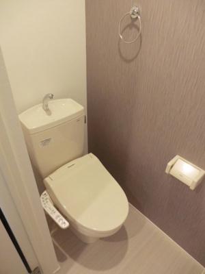 リヴィエールKのトイレ☆