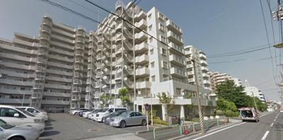 【外観】ツインシティ東砂アネックス 6階 リ ノベーション済