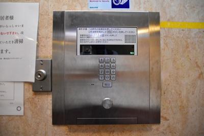 【セキュリティ】シャトー南船場