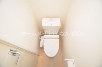 【トイレ】VERDE EBISU